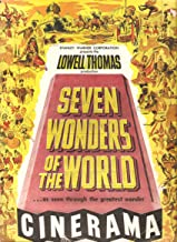 Seven Wonders of the World...As Seen Through the Greatest Wonder - Cinerama (Program)