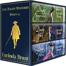 Alec Halsey Mysteries Books 1 - 3: A Georgian Historical Mystery (Alec Halsey Mystery Book 0)