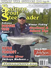Salmon-Trout-Steelheader Magazine (May 2014 - Cover: Brian Griffiths with a Willamette River Spring Chinook)