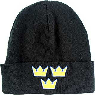 Mitchell & Ness World Cup of Hockey Solid Knit Cuffed Hat