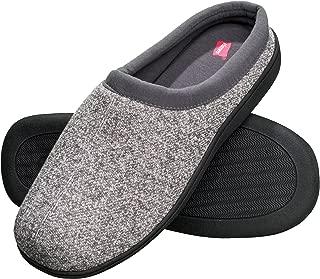 Men's Memory Foam Indoor Outdoor Clog Slipper Shoe with Fresh IQ