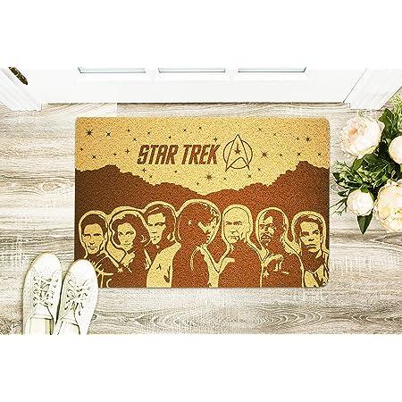 Star Trek Inspired Welcome Doormat ...