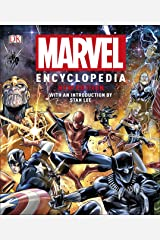 Marvel Encyclopedia New Edition Kindle Edition