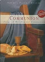holy communion worship songs