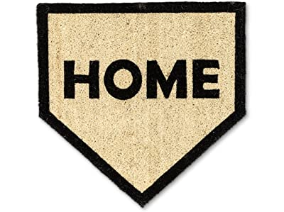 Abbott Collection Fibre Doormat Home Plate