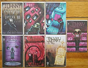 Johnny the Homicidal Maniac by Jhonen Vasquez COMPLETE - Issues 1-7 - Slave Labor Graphics Comics