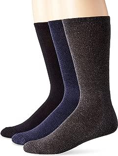 Men's 3 Pack Orlando Pima Cotton Crew Sock