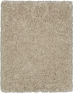 Ottomanson Flokati Collection Faux Sheepskin Shag Area Rug, 5'3
