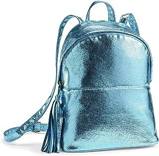Fit & Fresh Kid's Shiny Lunch Backpack, Adjustable Straps, Teal