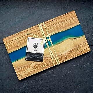 Italian Olive Wood luxury Cheeseboard,
