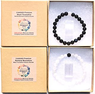 black moonstone jewelry
