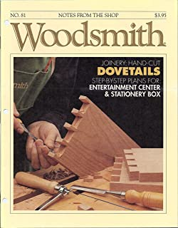 Woodsmith Magazine June 1992 Vol 81 Notes from the Shop