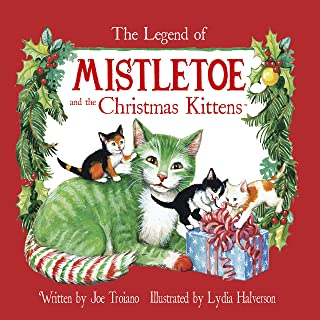 mistletoe the christmas cat