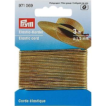Prym 1,5Mm Gold Zack L.: 3M Dorato Gold Cordoncino Elastico