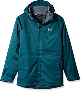 Under Armour Outerwear Under Armour Men's Porter 3-In-1, Arden Green/Steel, X-Large