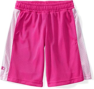 Starter Girls' 9 Mesh Short with Side Panel,  Amazon Exclusive