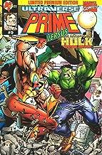 Prime vs The Incredible Hulk #0 Limited Premium Edition