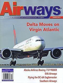 Airways [US] March 2013 (単号)