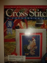 Cross Stitch and Country Crafts (May/June 1995, Volume X Number 5)