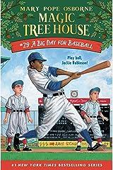 A Big Day for Baseball (Magic Tree House (R) Book 29) Kindle Edition