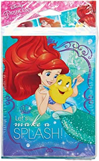 American Greetings The Little Mermaid Party Supplies, Invite and Thank You Combo Pack, 8-Count