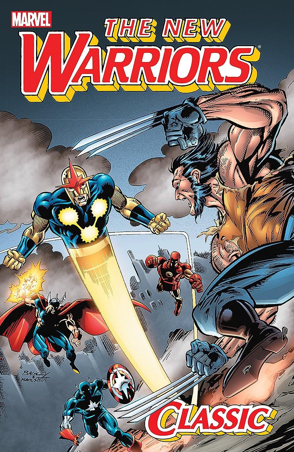 生息地美容師訪問New Warriors Classic Vol. 3 (New Warriors (1990-1996)) (English Edition)