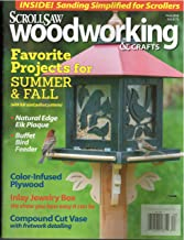Scroll saw Woodworking & Crafts Magazine Fall 2018