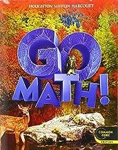 Go Math!: Student Edition Grade 6 2012