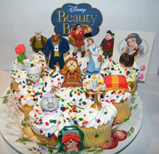 Best beauty and the beast cupcake toppers Reviews
