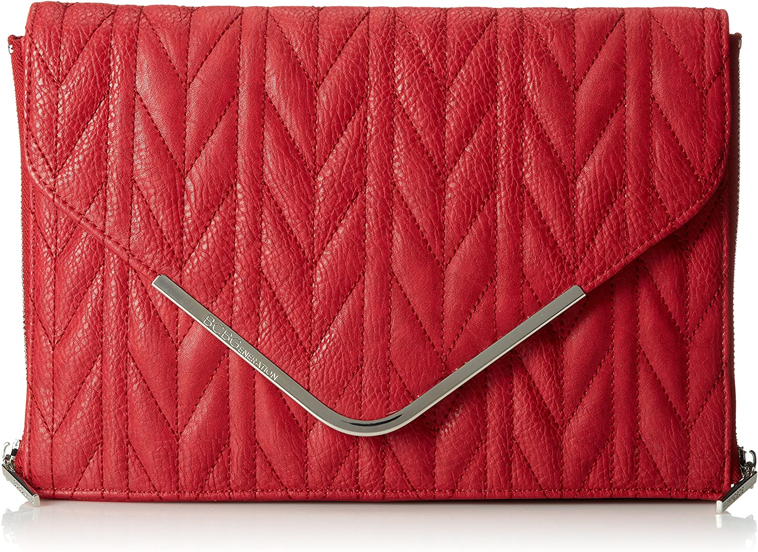 BCBGeneration Quinn The Quilted Higher Maintenance Clutch