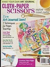 Cloth Paper Scissors Magazine May/ June 2018