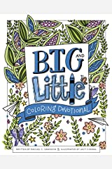 Big and Little Coloring Devotional Paperback