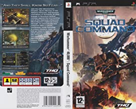 Warhammer 40,000: Squad Command for PSP