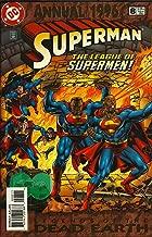 comic: SUPERMAN ANNUAL #8... 1996... DC... MINT...