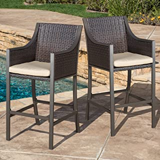 Christopher Knight Home Havana Bar Stool (Set of 2)