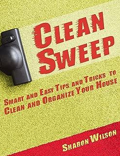 clean sweep organizing