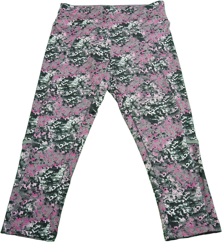 Marika Tek Ladies Size XS Performance Fitted Capri Pants Mulberry