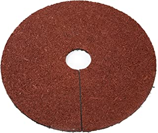 Trademark Innovations Reversible Mulch Ring Tree Protector Mat, 24""