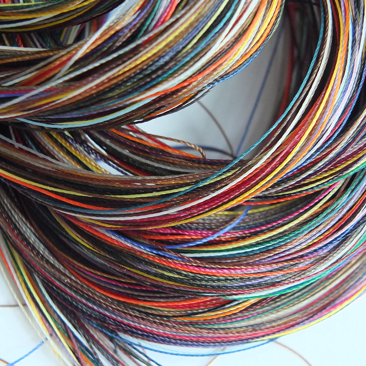 Beading Bead Now on sale Stringing Cord Thread Size Pack #2 Sale Special Price Colors 3 of 44