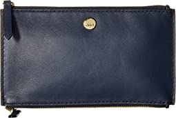 Lodis Accessories - Downtown RFID Lani Double Zip Pouch