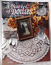 {Doilies} a Year in Doilies {Crochet} Book Three