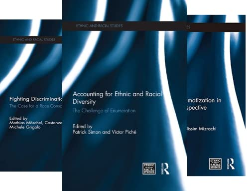 Ethnic and Racial Studies (50 Book Series)