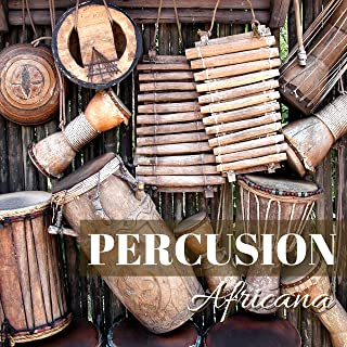 Percusion Africana - Músicas Africanas Alegre con Tambores y Djembé para Bailar