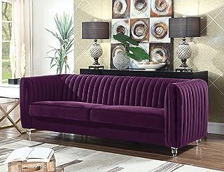 Purple Sofas & Couches | Amazon.com