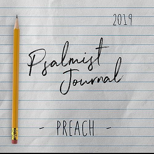 Preach - Psalmist Journal (201)