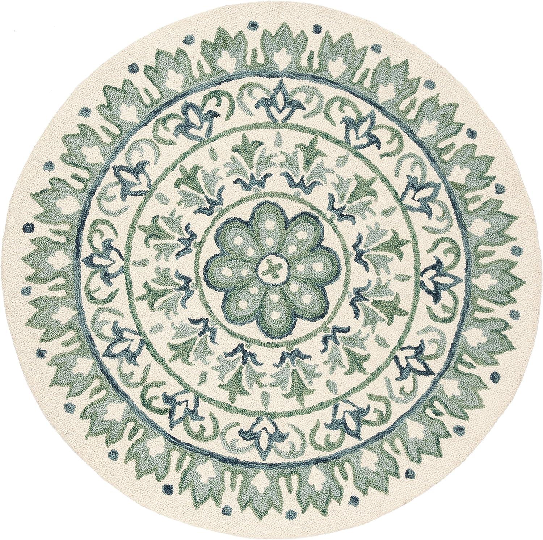 Safavieh Novelty Collection NOV607J Boho Premium Bombing new work OFFicial site Floral Handmade