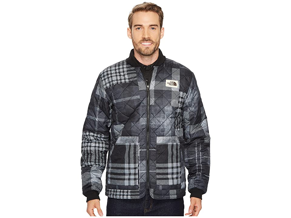 The North Face Cuchillo Insulated Jacket (Monument Grey Heirloom Print) Men