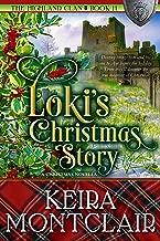 Loki's Christmas Story (The Highland Clan Book 11)