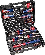 KWB alet çantası, alet seti, 42 parça, doldurulmuş, sağlam ve kaliteli, ev veya garaj için ideal, GS onaylı, pratik plasti...