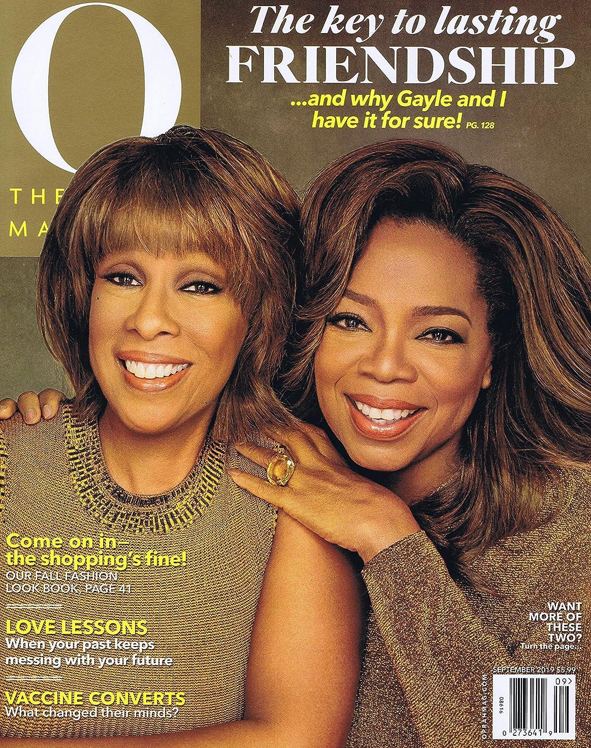 種をまく効率不運O, The Oprah Magazine [US] September 2019 (単号)